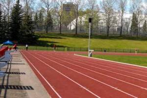 Foothills Track