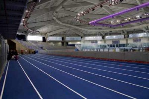 Olympic Oval Track