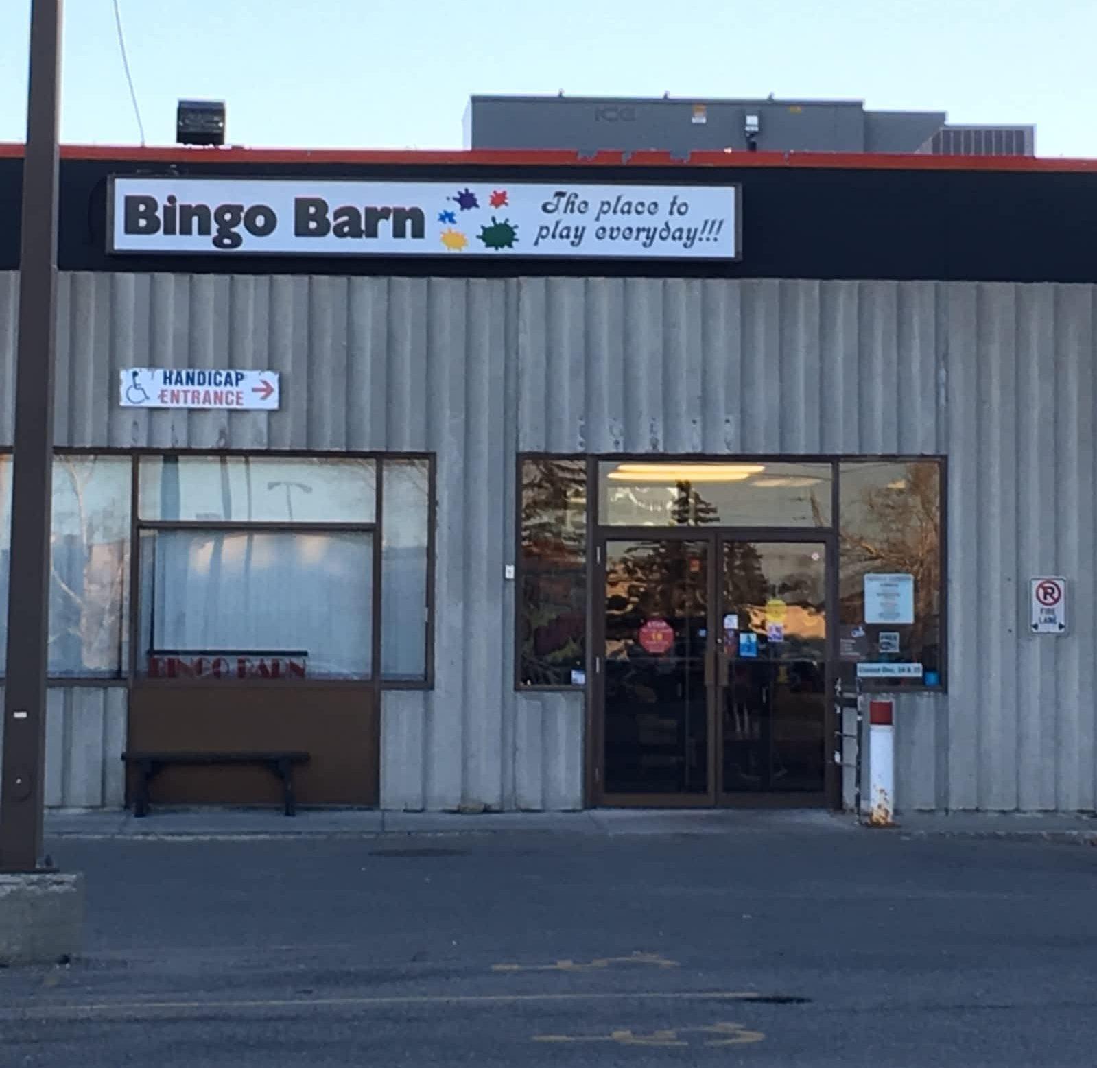 Bingo Barn
