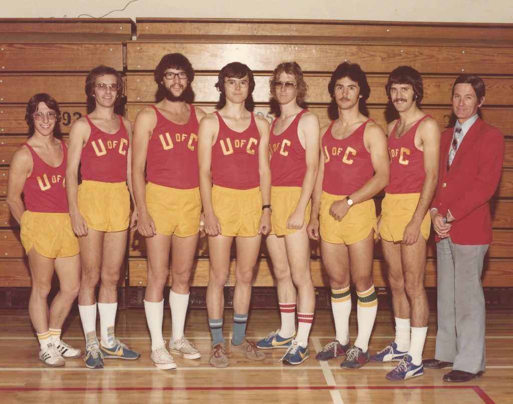 Blast from the past - Cross Country Team