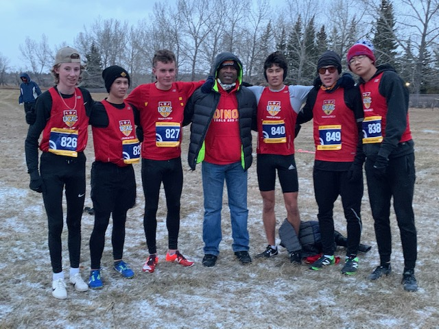 2020 Cross Country Provincials